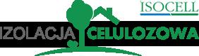 Izolacja celulozowa ISOCELL ocieplanie budynków, sprzedaż..
